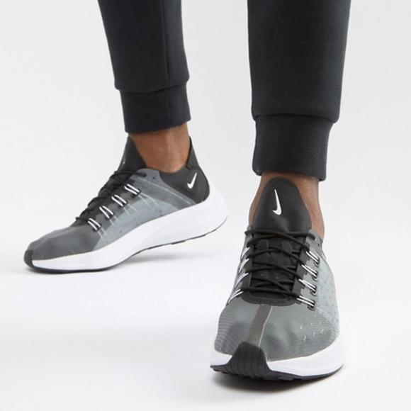 Nike Other - Nike EXP-X14 Men's Running Shoe - Black/Grey